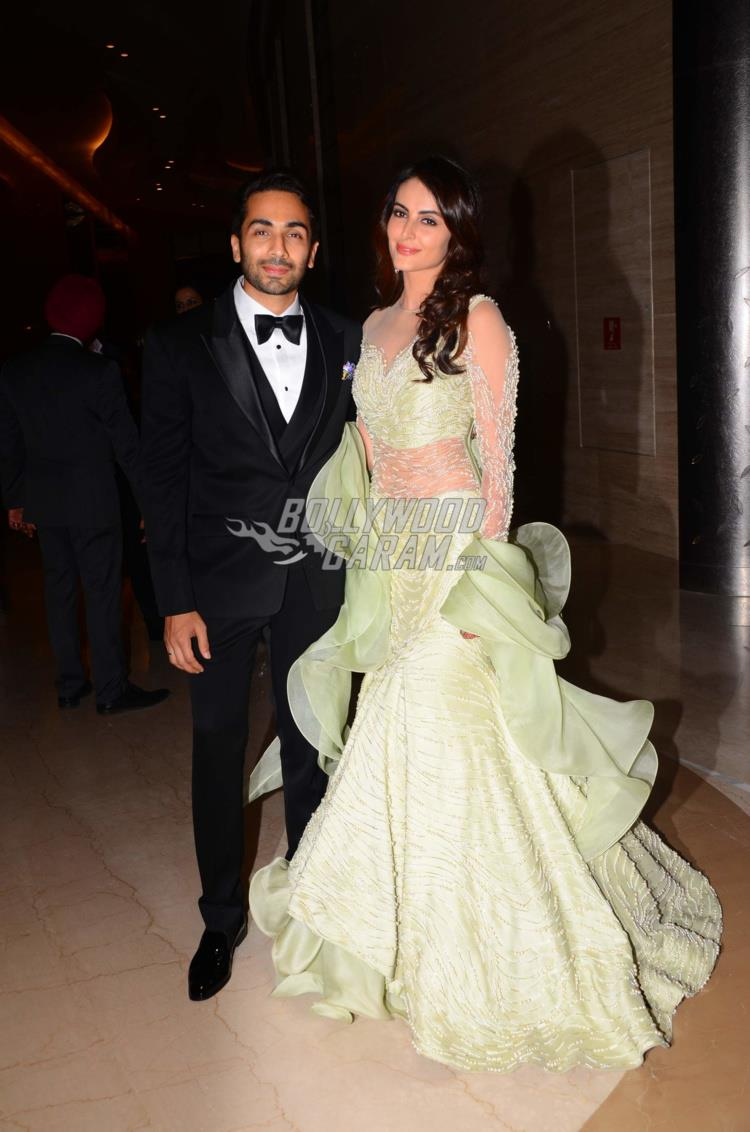 Mandini Karimi Gaurav Gupta Wedding Reception