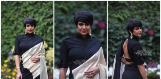 Mandira Bedi Does a Stunning Photoshoot for Airbnb in a Shantanu and Nikhil Outfit! Pics