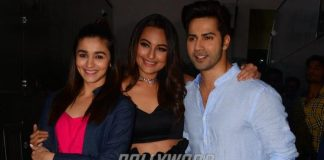 Varun, Alia, Saif Ali Khan, Sonakshi and Kangana snapped at Mehboob Studios – Photos
