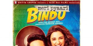Official movie teaser trailer of Meri Pyaari Bindu is out and it is adorable!