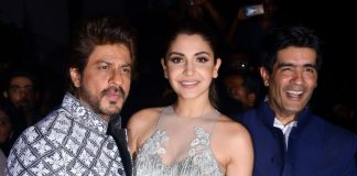 Shah Rukh Khan, Anushka Sharma Turn Showstoppers for Manish Malhotra – Photos!