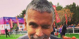 Milind Soman Slays it at Jerusalem Pinkathon Marathon and Swims the Dead Sea!