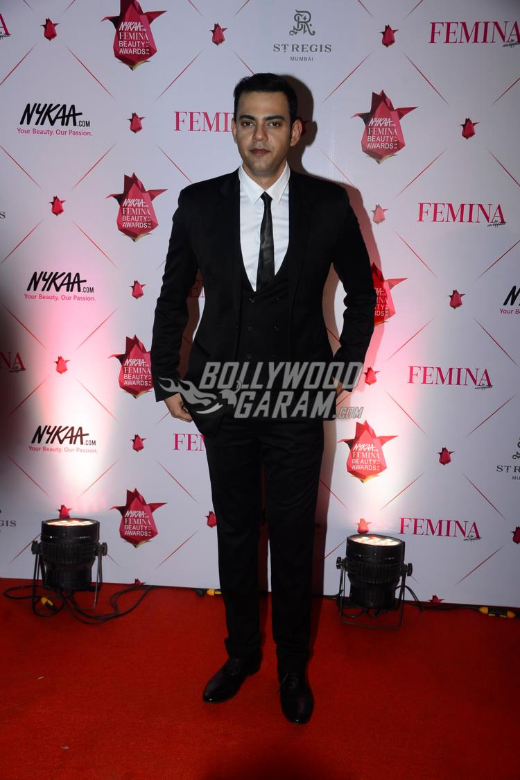 Femina Beauty Awards 2017 Red Carpet