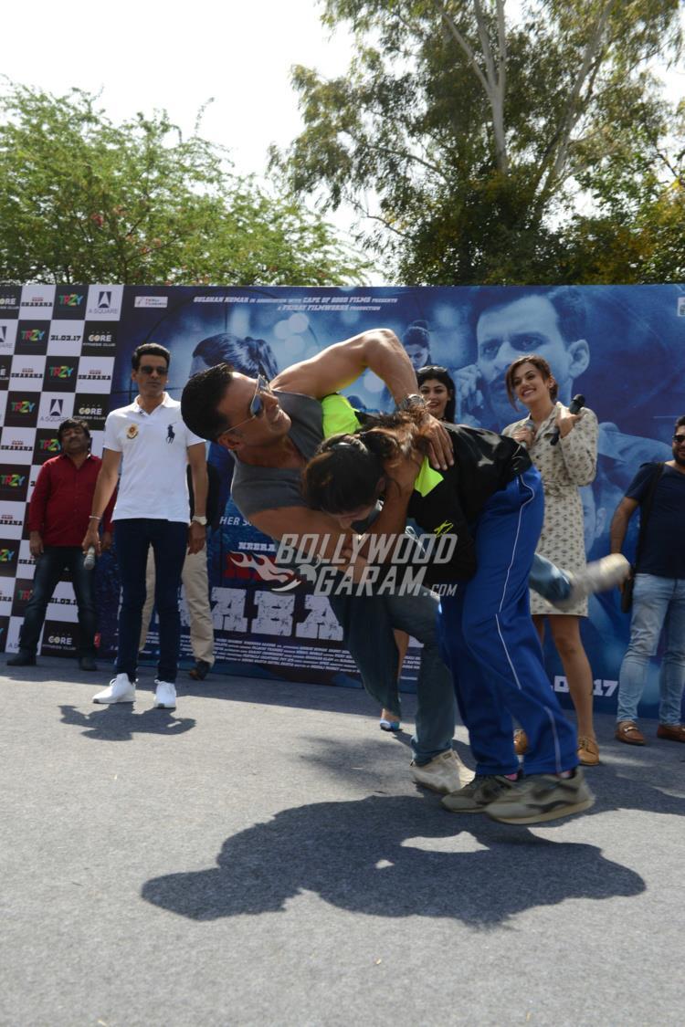 Naam Shabana Gargi college promotions