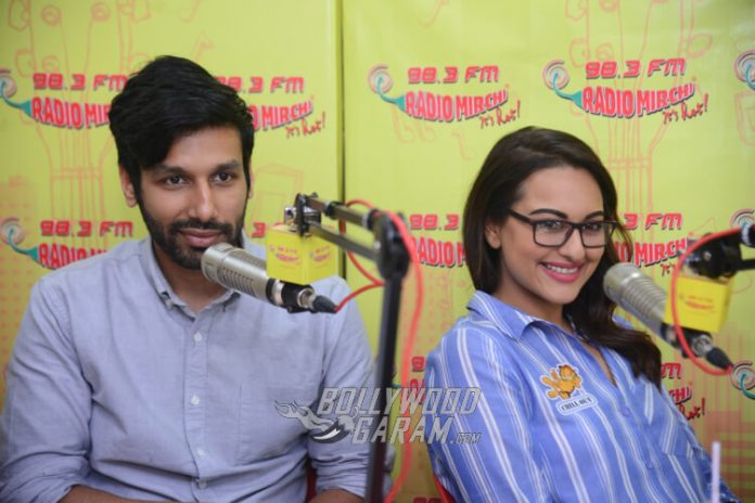 Kanan Gill and Sonakshi Sinha