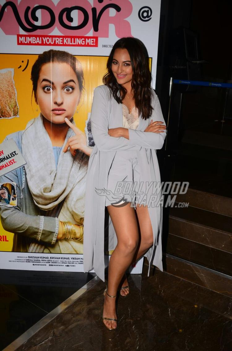 Noor trailer launch Sonakshi Sinha