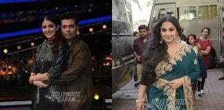 Anushka Sharma and Vidya Balan promote Phillauri and Begum Jaan on Show Dil Hai Hindustani – Photos