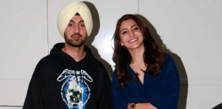 Anushka Sharma and Diljit Dosanjh Promote Phillauri – Photoshoot!