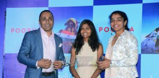 Rahul Bose and Zoya Akhtar Promote Film Poorna – Photos