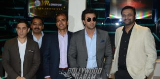 Ranbir Kapoor Launches India's First Virtual Reality Lounge