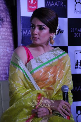 Raveena-Tandon-Maatr-Official-trailer-Launch-12