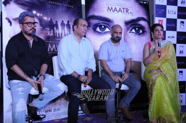 Raveena-Tandon-Maatr-Official-trailer-Launch-18