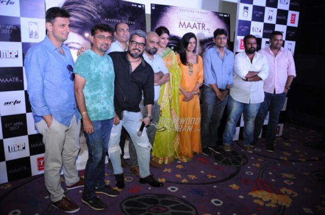 Raveena-Tandon-Maatr-Official-trailer-Launch-20