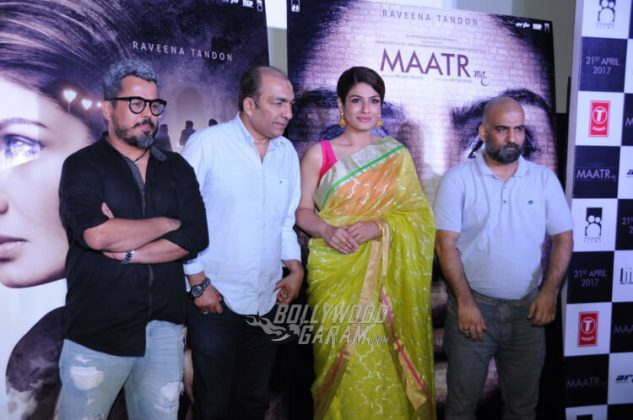 Maatr's official movie trailer launch