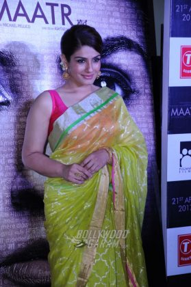 Raveena-Tandon-Maatr-Official-trailer-Launch-23
