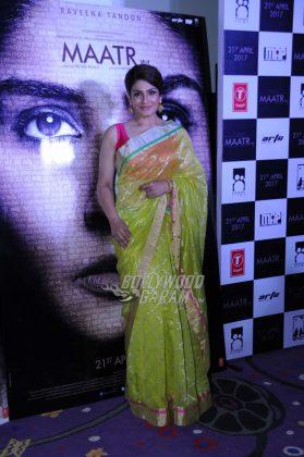 Raveena-Tandon-Maatr-Official-trailer-Launch-24