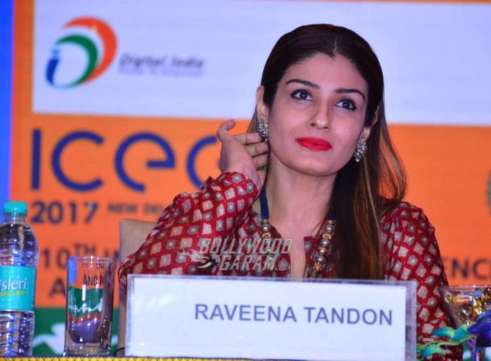 Raveena int conference 4
