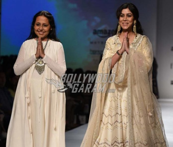 Sakshi Tanwar AIFW11