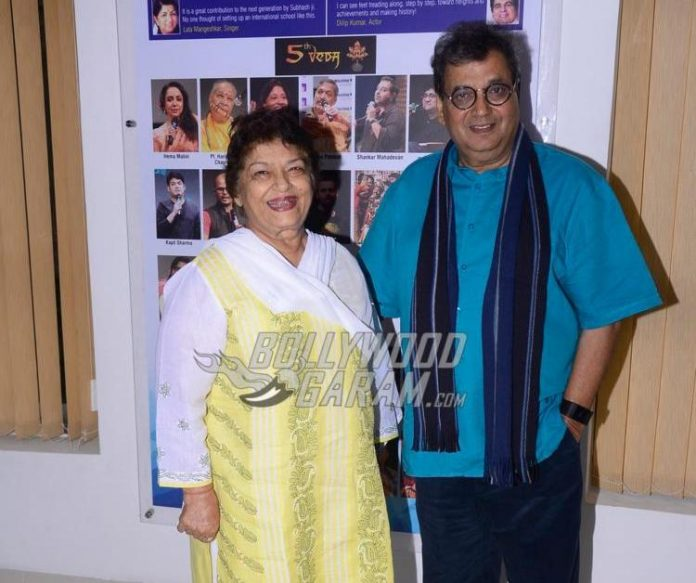 Saroj Khan whistling woods1