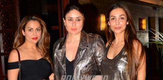 Kareena Kapoor, Malaika and Amrita Arora at Seema Khan's Birthday Bash