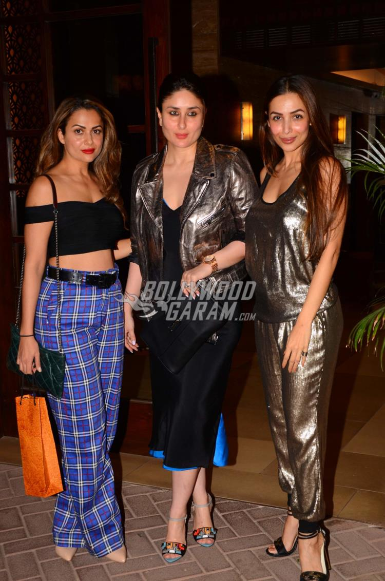 Kareena Kapoor Amrita Arora Malaika Arora