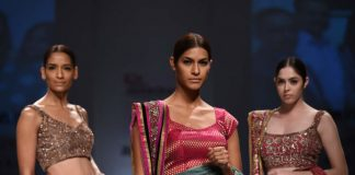All The Looks From Shaina NC's Collection For Amazon India Fashion Week Autumn/ Winter 2017