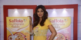 Shilpa Shetty observes World Heart Day at Saffolalife event