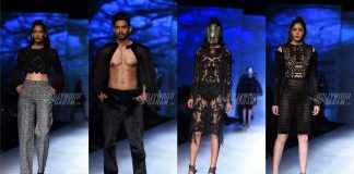 Exclusive Gallery from Siddharth Tytler's Collection for AIFW A/W 2017