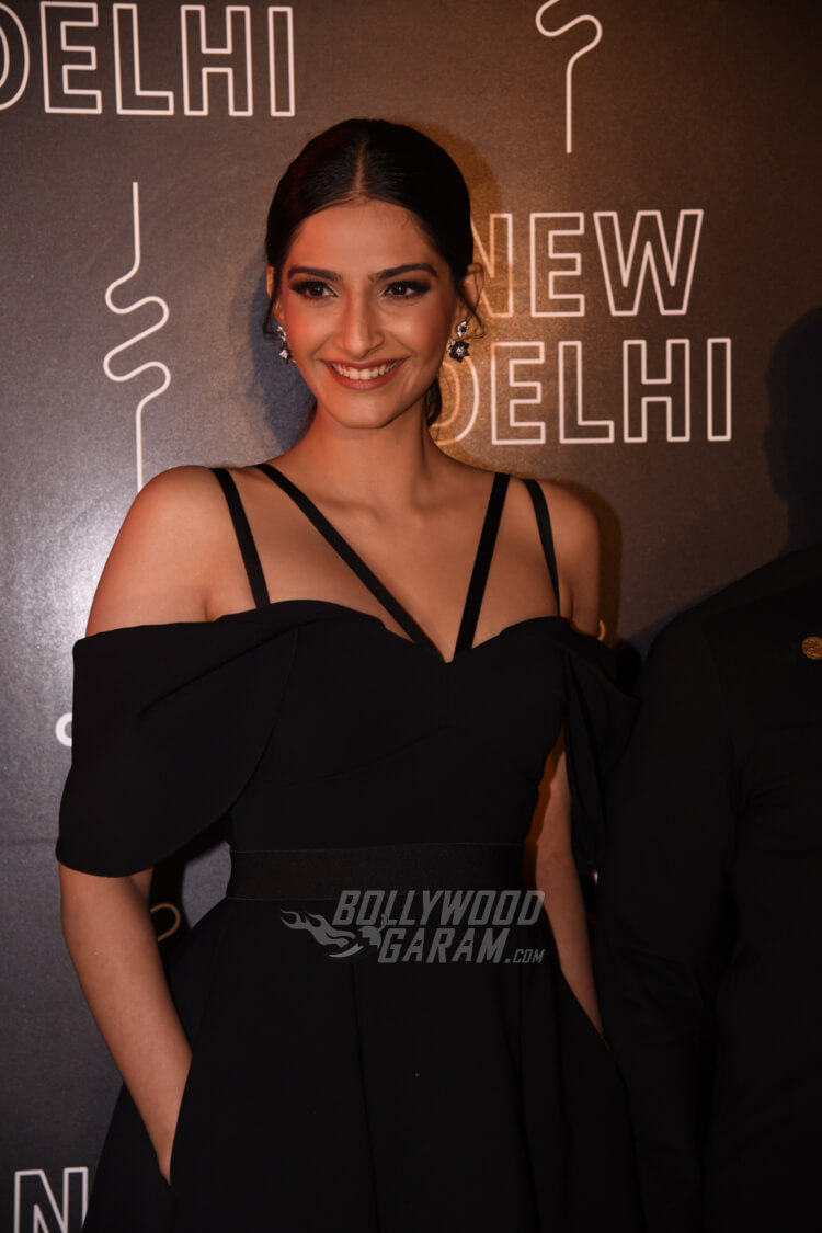 Sonam Kapoor at Airbnb launch event