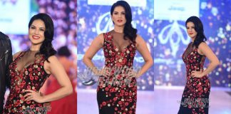 Exclusive Photos of Sunny Leone from India Beach Fashion Week 2017