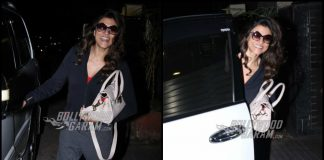 Sushmita Sen Spotted Exiting a Clinic in Mumbai – Photos