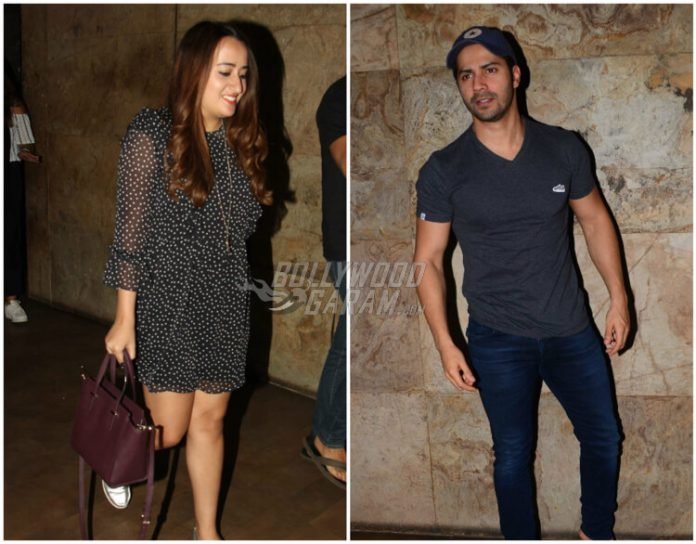 Varun Dhawan and Natasha Dalal (1)