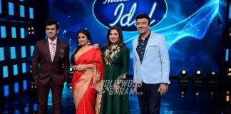 Vidya Balan and Sonakshi Sinha Promote Begum Jaan and Noor on Indian Idol