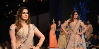 Zarine Khan turns showstopper at Delhi Times PCJ India Showcase Week 2017 – Photos