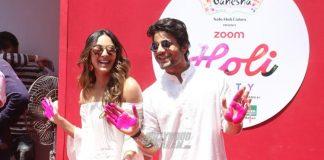 Bollywood and TV Celebs Rave at Zoom Holi Bash – Photos
