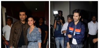 Bollywood Celebrities Catch Badrinath Ki Dulhania Screening a Day Before Release! Photos