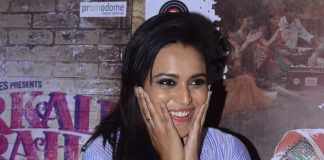 Photos – Swara Bhaskar at Anarkali Of Aarah special movie screening