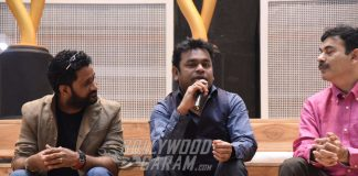 A R Rahman makes rare visit for IIFA Utsavam 2017