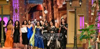 Vidya Balan, Gauhar Khan, Ila Arun Promote Begum Jaan on The Kapil Sharma Show