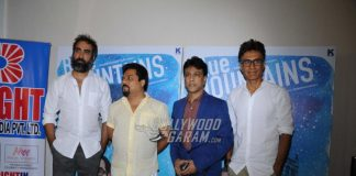 Ranveer Shorey launches Official Movie Trailer and Official Movie Poster of Blue Mountain