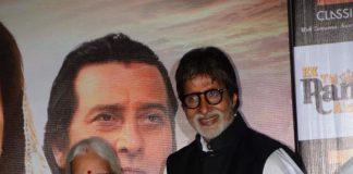 Amitabh Bachchan launches trailer of Hema Malini's Ek Thi Rani Aisi Bhi