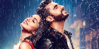 Official movie poster of Shraddha and Arjun's movie Half Girlfriend, is out!