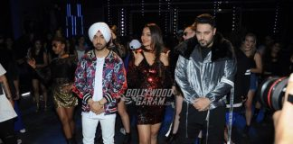 Sonakshi Sinha Shoots for Move Your Lakk with Diljit and Badshah! Photos