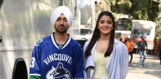 Anushka Sharma and Diljit Dosanjh at Phillauri Promotions