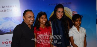 Poorna special screening with the youngest girl to climb Mt. Everest