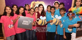 Soha Ali Khan Looks Absolutely Stunning at Classmate Spell Bee Contest S9 – Photos