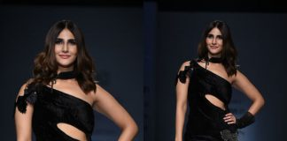 Amazon India Fashion Week 2017 Photos – Vaani Kapoor Turns Showstopper For Rina Dhaka