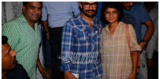 Aamir Khan, Kiran Rao at dinner with Sanya Malhotra, Fatima Sana Sheikh – Photos
