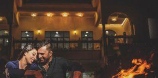 Adel Sajan and Sana Khan cruise wedding celebrations begin today!