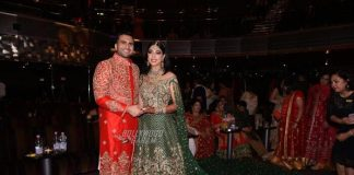Sana Khan – Adel Sajan Sangeet ceremony photos are here!